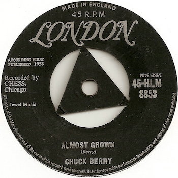almost grown chuck berry