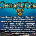 Steve Hackett, Fish Confirmed For Yes' 2019 'Cruise To The Edge'
