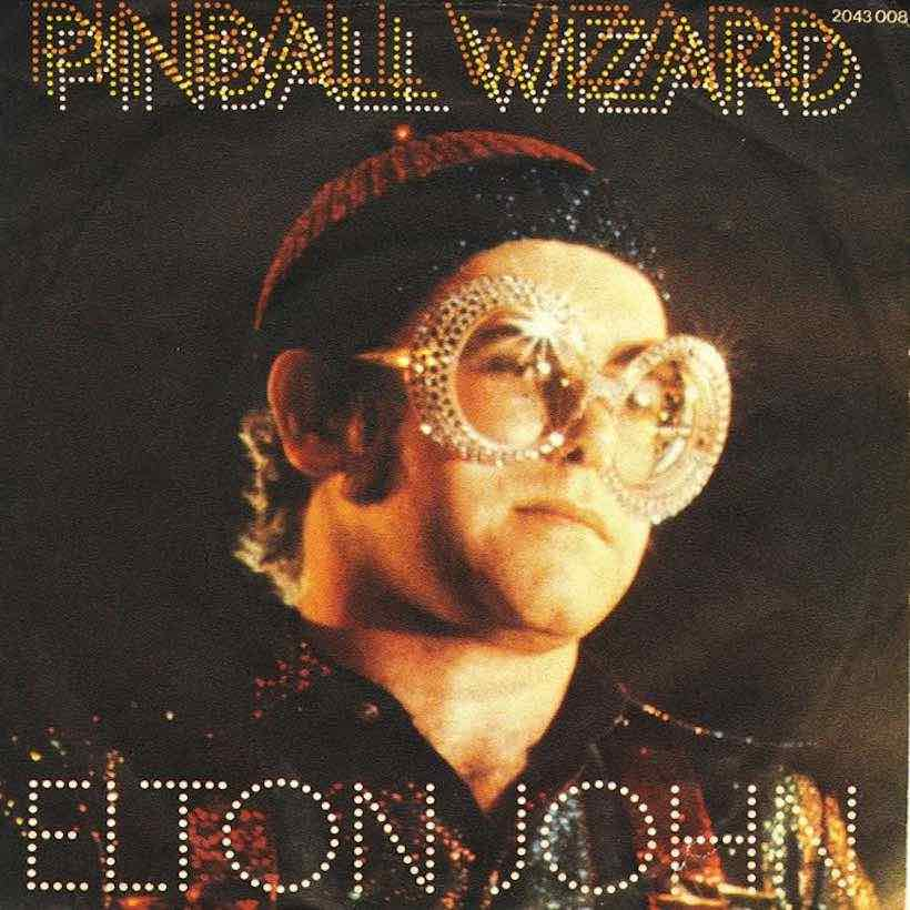 Elton John Sure Played A Mean Cover Of 'Pinball Wizard'