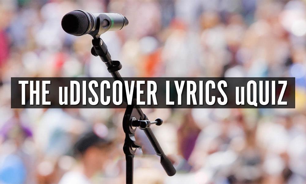 Lyrics Quiz