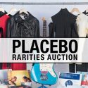 Auction Of Iconic Placebo Memorabilia Raises Money For Mental Health Charity CALM