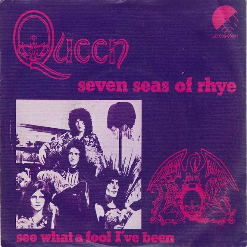 Queen's UK Singles Breakthrough With 'Seven Seas Of Rhye