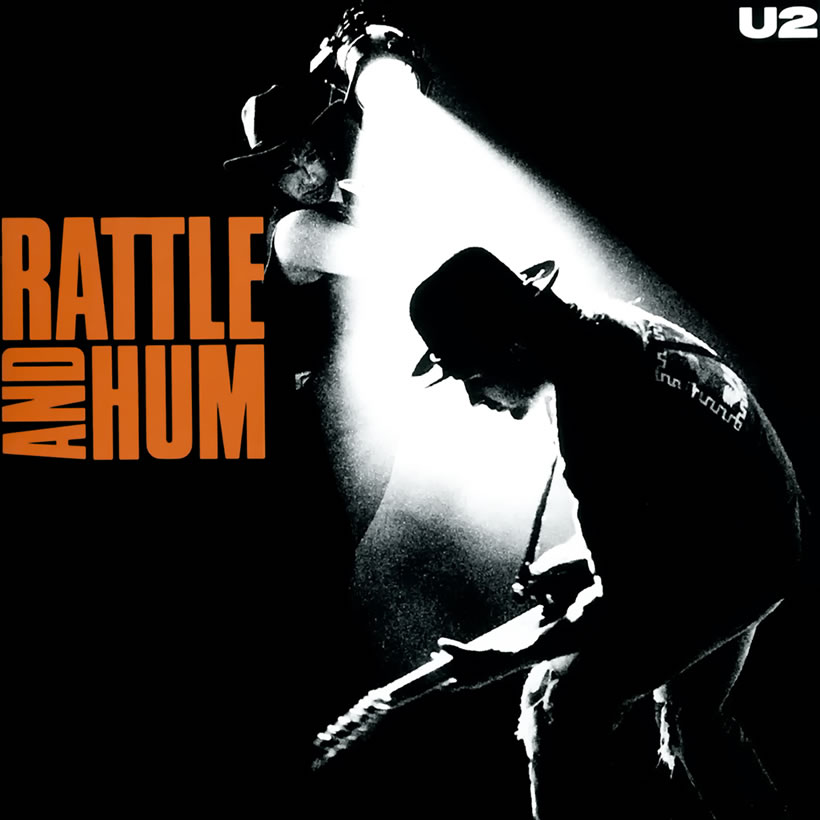 'Rattle And Hum': U2 Reverberate From Studio To Silver Screen
