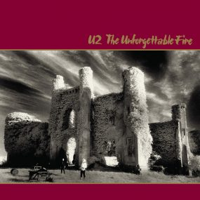 U2 The Unforgettable Fire