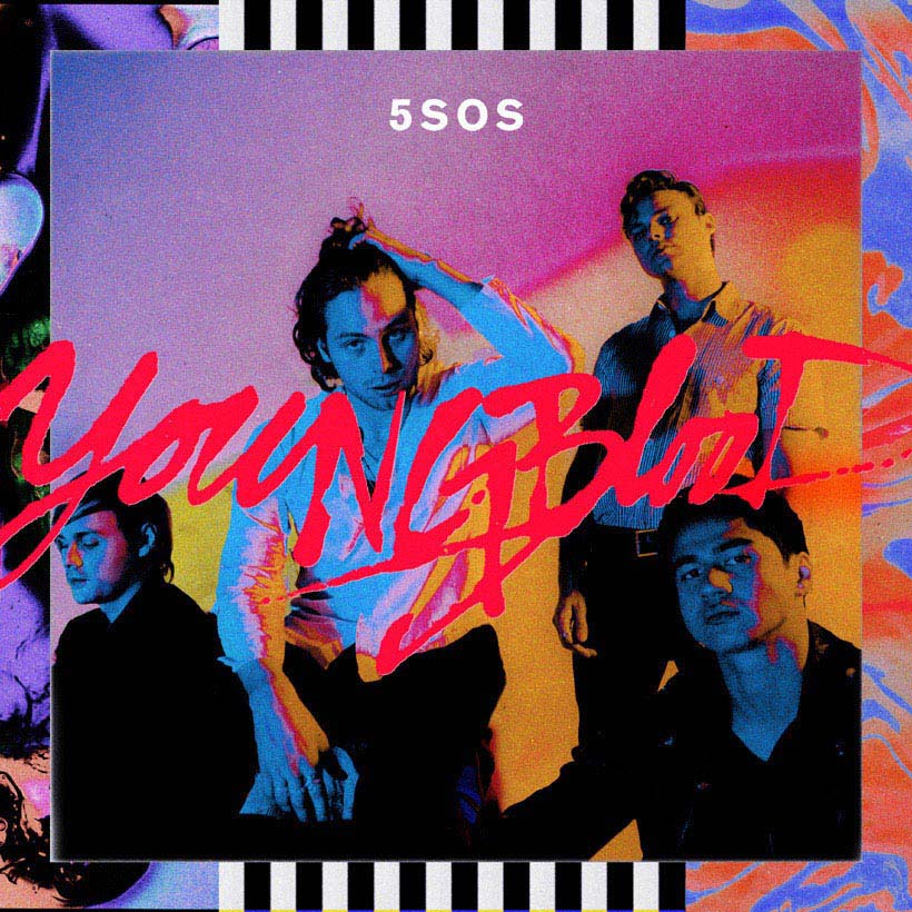 Five Seconds Of Summer (5SOS) Announce New Album Youngblood