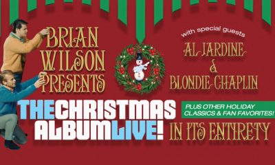 Beach Boys Christmas Album Live