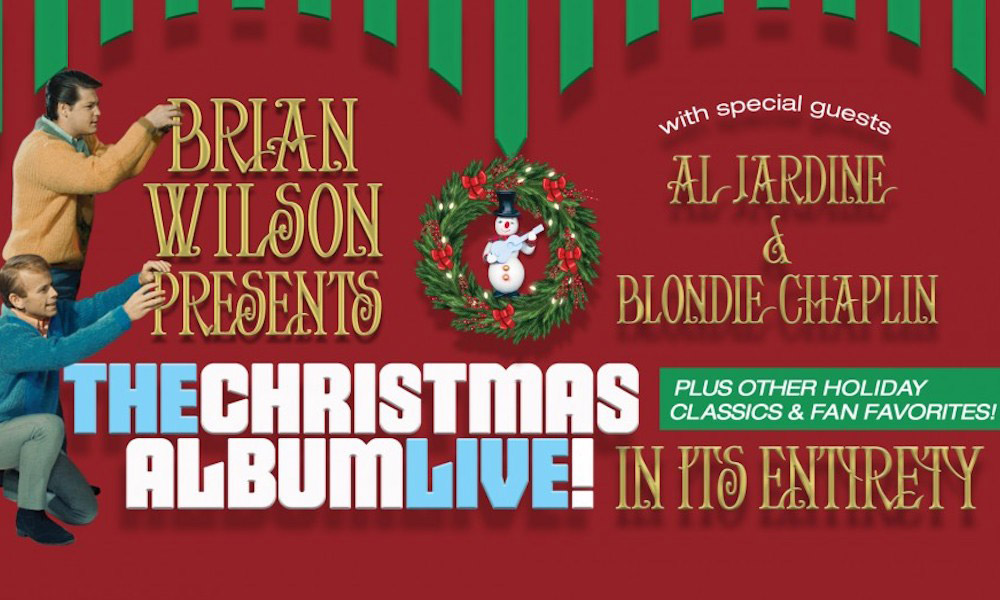 beach boys christmas album live - Beach Boys Christmas