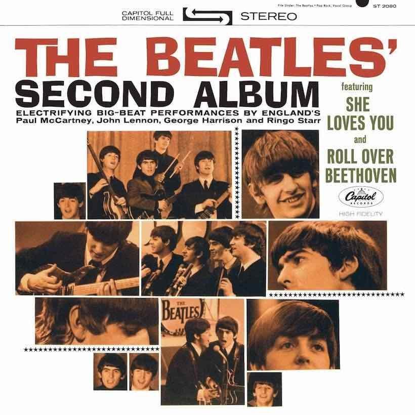 Beatles Second Album