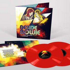 Beside Bowie packshot red vinyl web optimised 1000