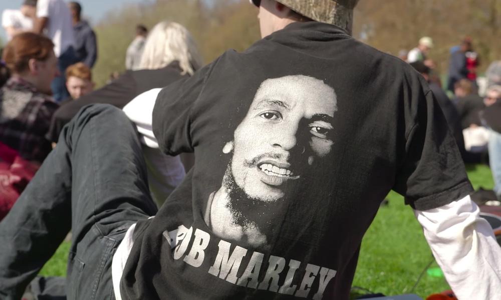 Bob Marley Legacy 4-20