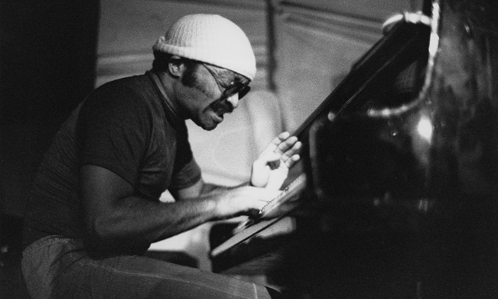 Cecil Taylor photo by Andrew Putler and Redferns and Getty Images