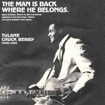 Chuck Berry ad