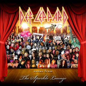 Def Leppard Songs From The Sparkle Lounge album cover web optimised 820