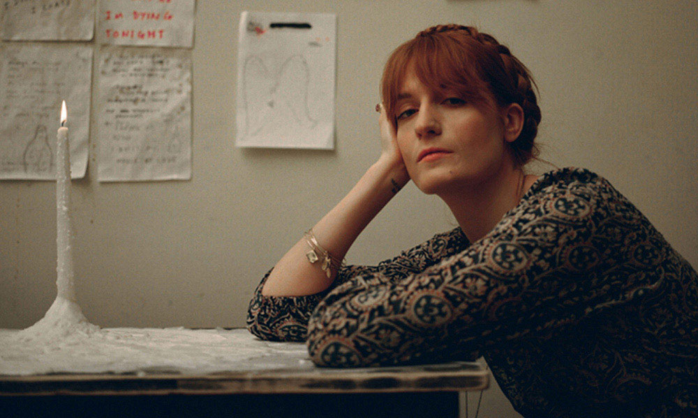 Florence is oiling up the Machine with some warm-up shows