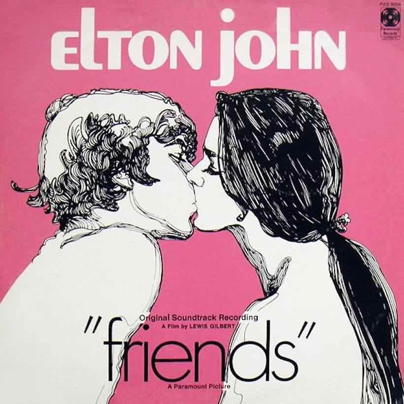 Friends Elton John