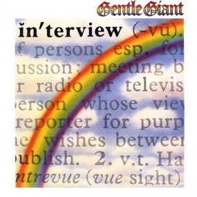 Gentle Giant Interview album cover web optimised 820