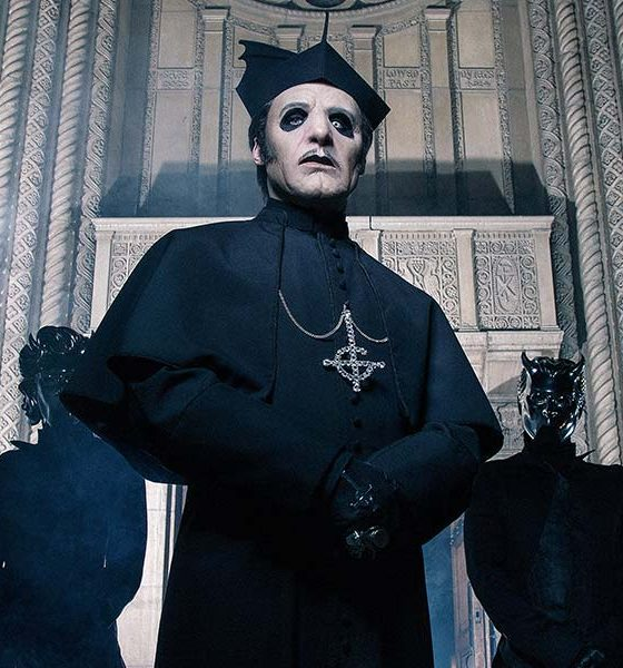Ghost Album Prequelle Single Rats