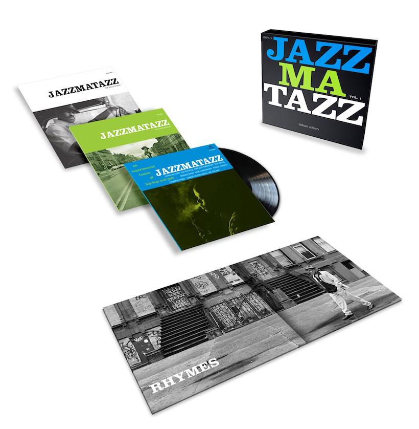 Guru Jazzmatazz Vinyl Reissue