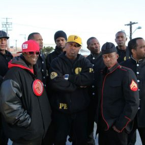 Public Enemy Gods Of Rap Tour