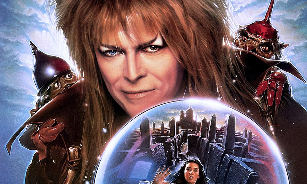 David Bowie's 'Labyrinth' is being turned into a musical