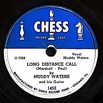 Long-Distance-Call Muddy Waters