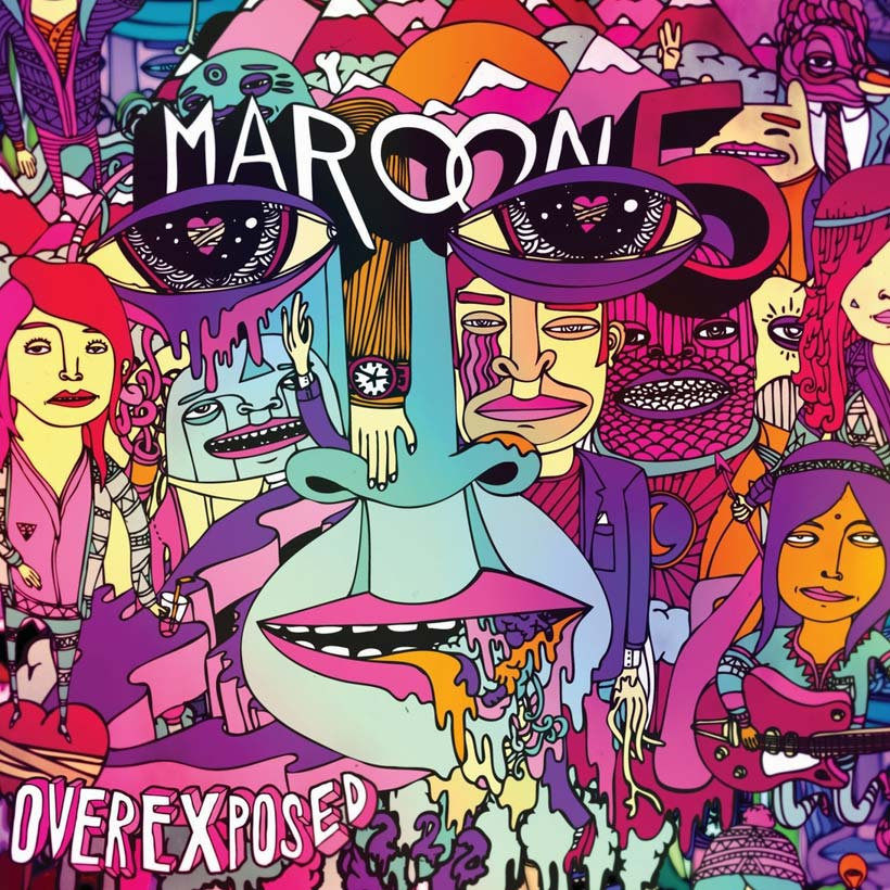 Maroon 5 Overexposed album cover web optimised 820