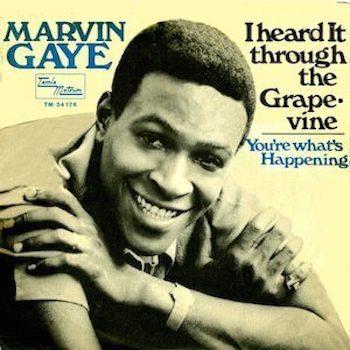 Marvin Gaye Grapevine