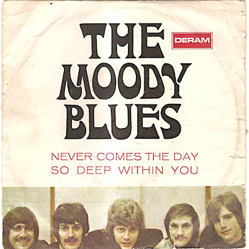 Never Comes The Day Moody Blues