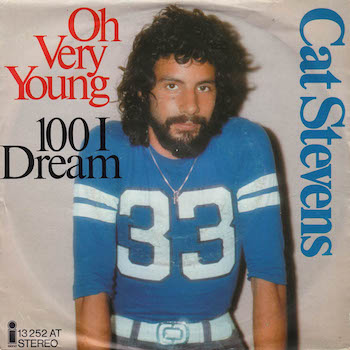 Oh Very Young Cat Stevens