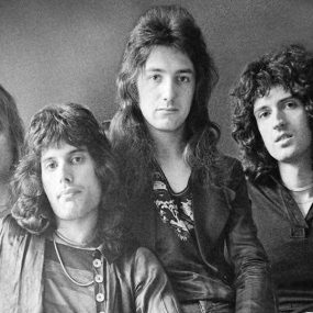 Queen mid-70s approved photo Photo: Queen Productions Ltd