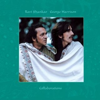 Ravi Shankar George Harrison Collaborations