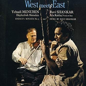Ravi Shankar West Meets East