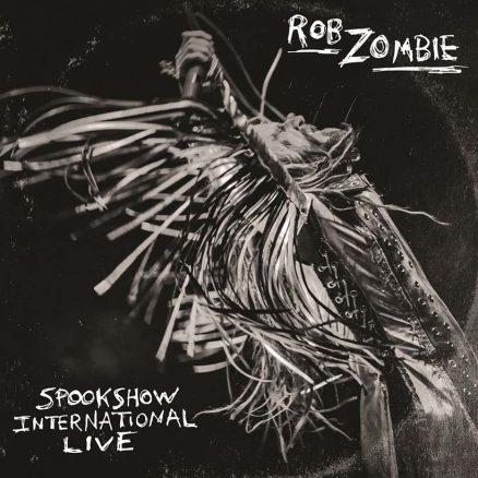 Rob Zombie Spookshow International Live album cover web optimised 820