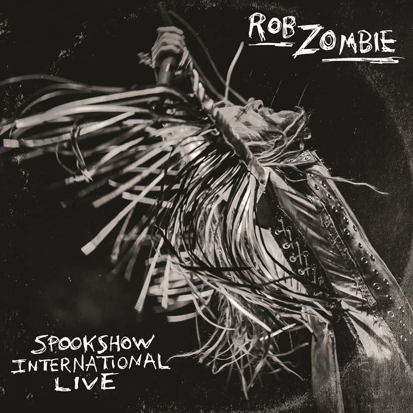 Rob Zombie Spookshow International Live album cover web optimised 820