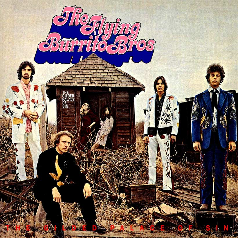 The Flying Burrito Brothers The Gilded Palace Of Sin album cover web optimised 820