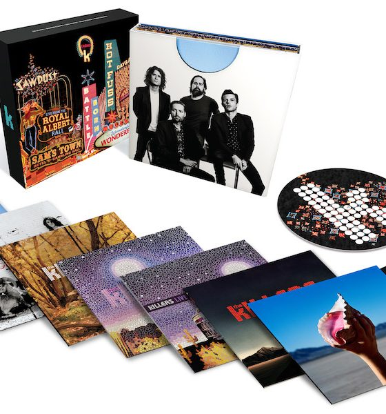 The Killers Career Vinyl Box Set