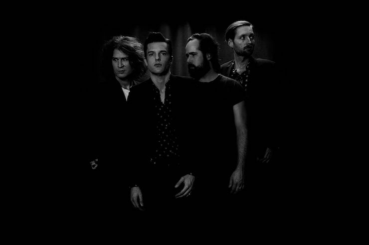 The Killers Vinyl Box Set Publicity Photo