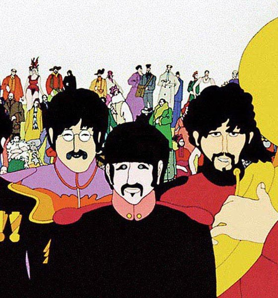 Beatles Yellow Submarine US Theaters
