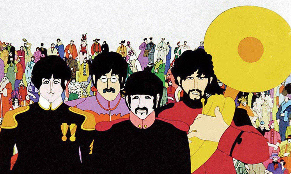'Yellow Submarine' to Arrive in Theaters for Its 50th Anniversary