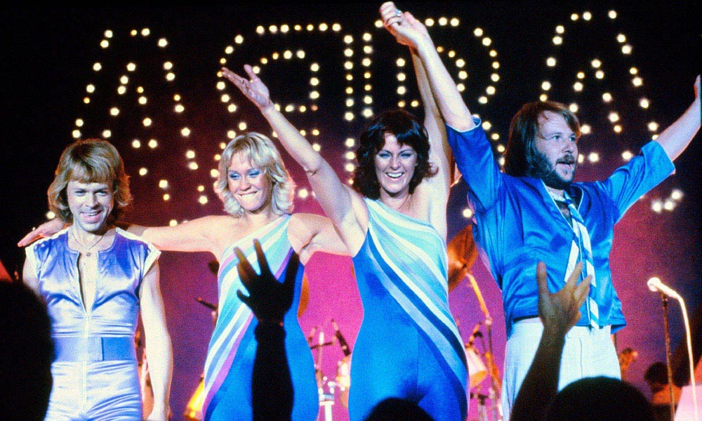 ABBA New Music 35 Years