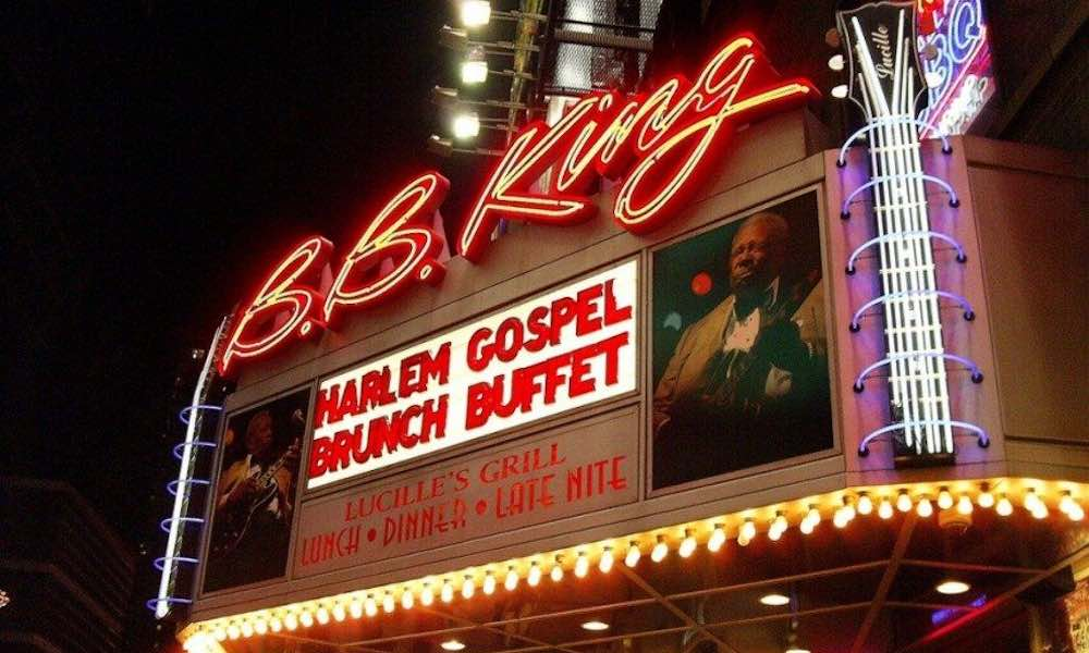 B.B. King's New York Club To Close With Show By Old Friend Buddy Guy