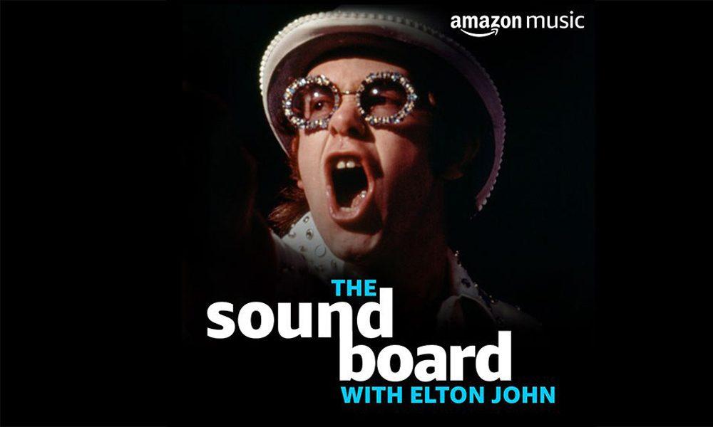 Amazon Elton John Soundboard Program