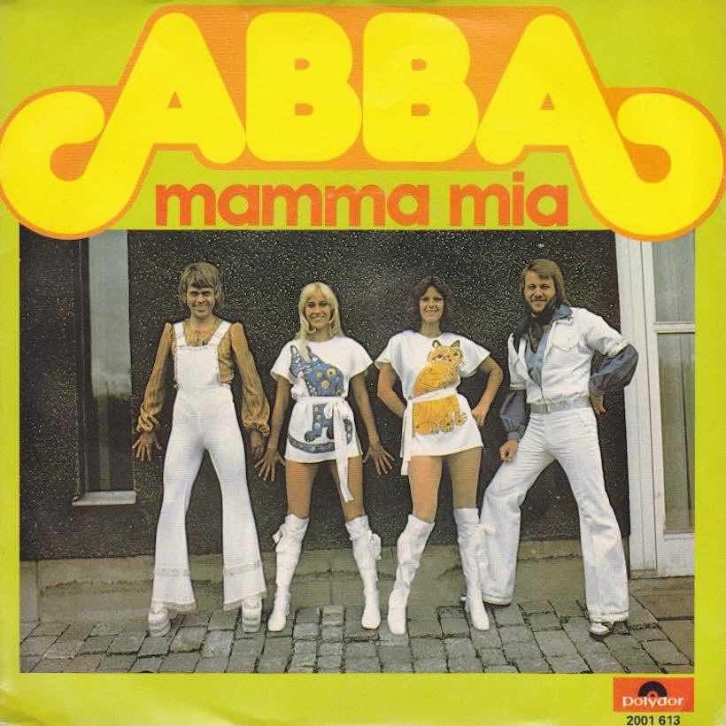 ABBA Mamma Mia Polydor