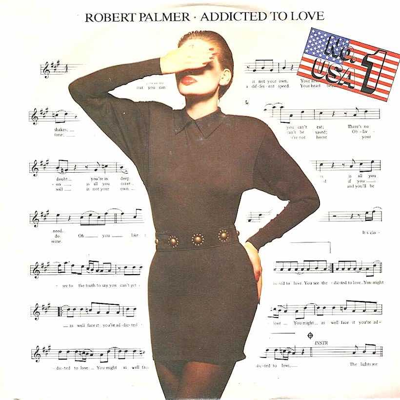 Addicted To Love Robert Palmer