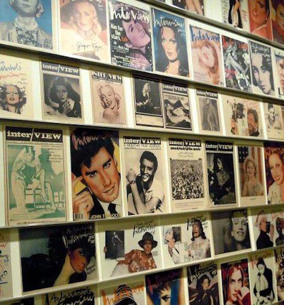 Andy Warhol Interview Magazine