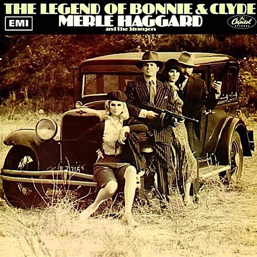 Ballad Of Bonnie & Clyde Merle Haggard album