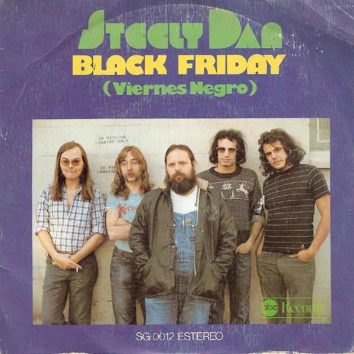 Black Friday Steely Dan single