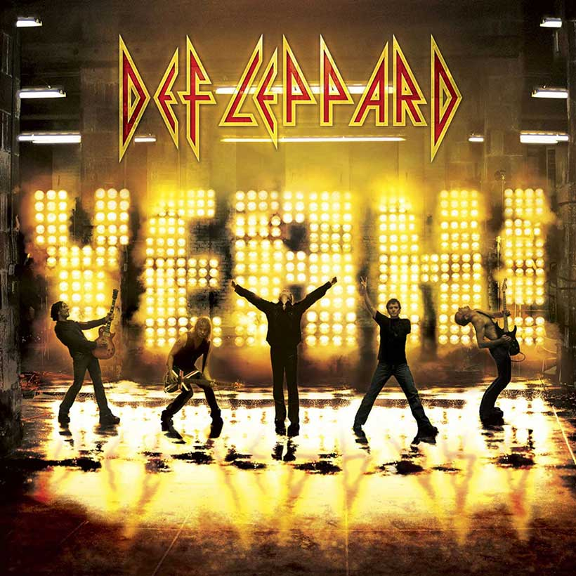 Def Leppard covers album Yeah album cover web optimised 1000