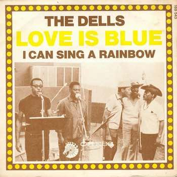 Love Is Blue Dells