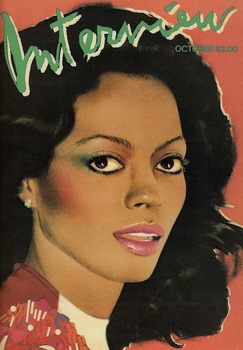 Diana Ross Interview Magazine